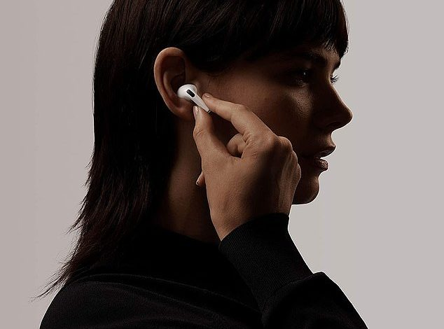 Apple is looking into whether AirPods could be utilized as proper hearing aids, according to a report viewed by the Wall Street Journal. The Biden Administration recently relaxed prohibitions on hearing devices being sold over the conuter