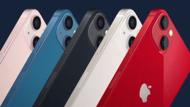 iPhone 13 will be available in five colours