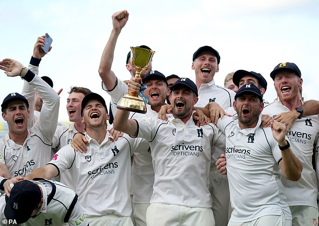 Warwickshire triumphed to win the County Championship in 2021 in its revised format