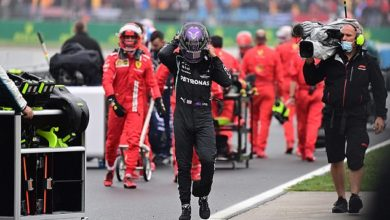 Lewis Hamilton lost his grip of the world championship lead after a dramatic race in Istanbul
