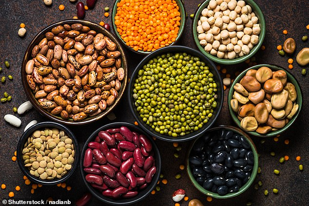 Alpha-linolenic acid – an omega-3 found in plants such as soy beans, nuts and flaxseeds – was found to slash the risk of overall death, as well as the risk of dying from heart and blood vessel disease
