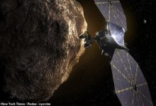 NASA said one of the solar arrays on its Lucy spacecraft is not 'fully latched'