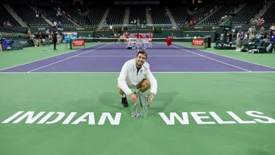 Cam Norrie's sensational breakout year continued by winning the prestigious Indian Wells title